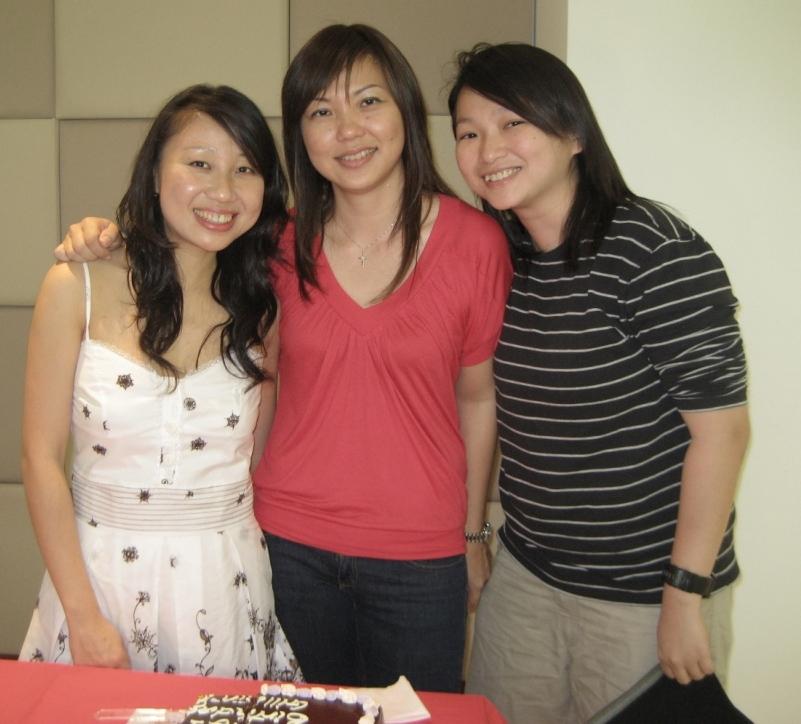 Gillian's 1st Birthday party