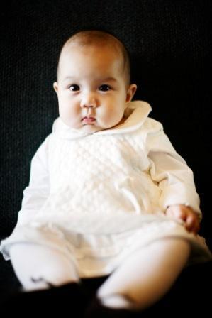Baby potraits (November 2008)