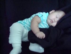 I can fall sleep anywhere
